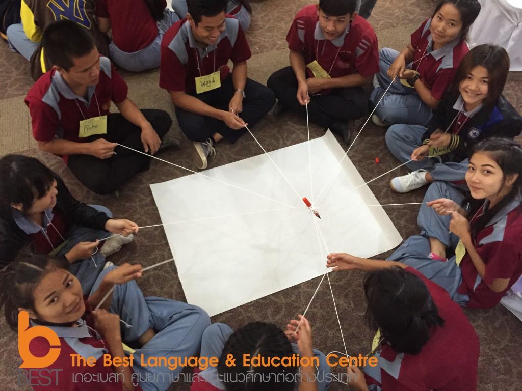 English Day Camp วิทยาลัยการอาชีพป่าซาง 030