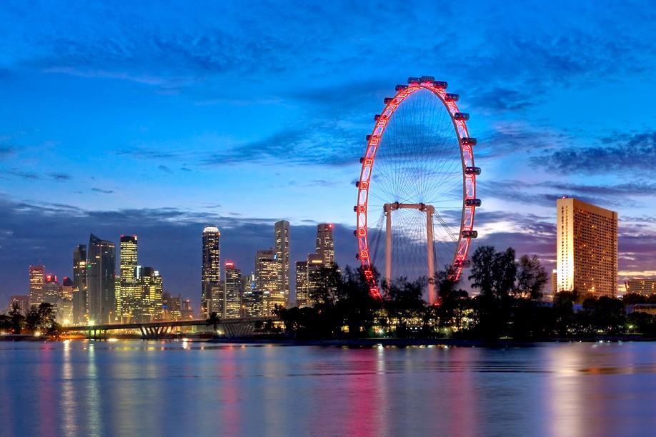 ท่องเที่ยวสิงคโปร์