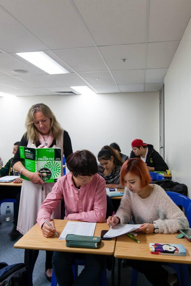 SSBT Classroom