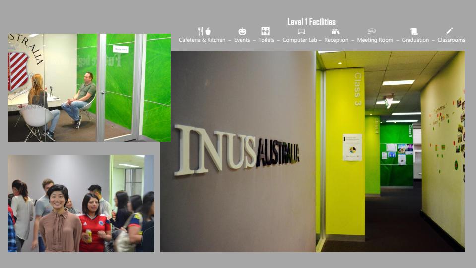 INUS Australia Education & Training