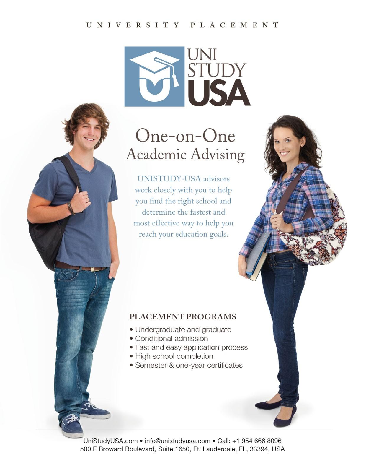 UniStudyUSA_Promo Flyer 2