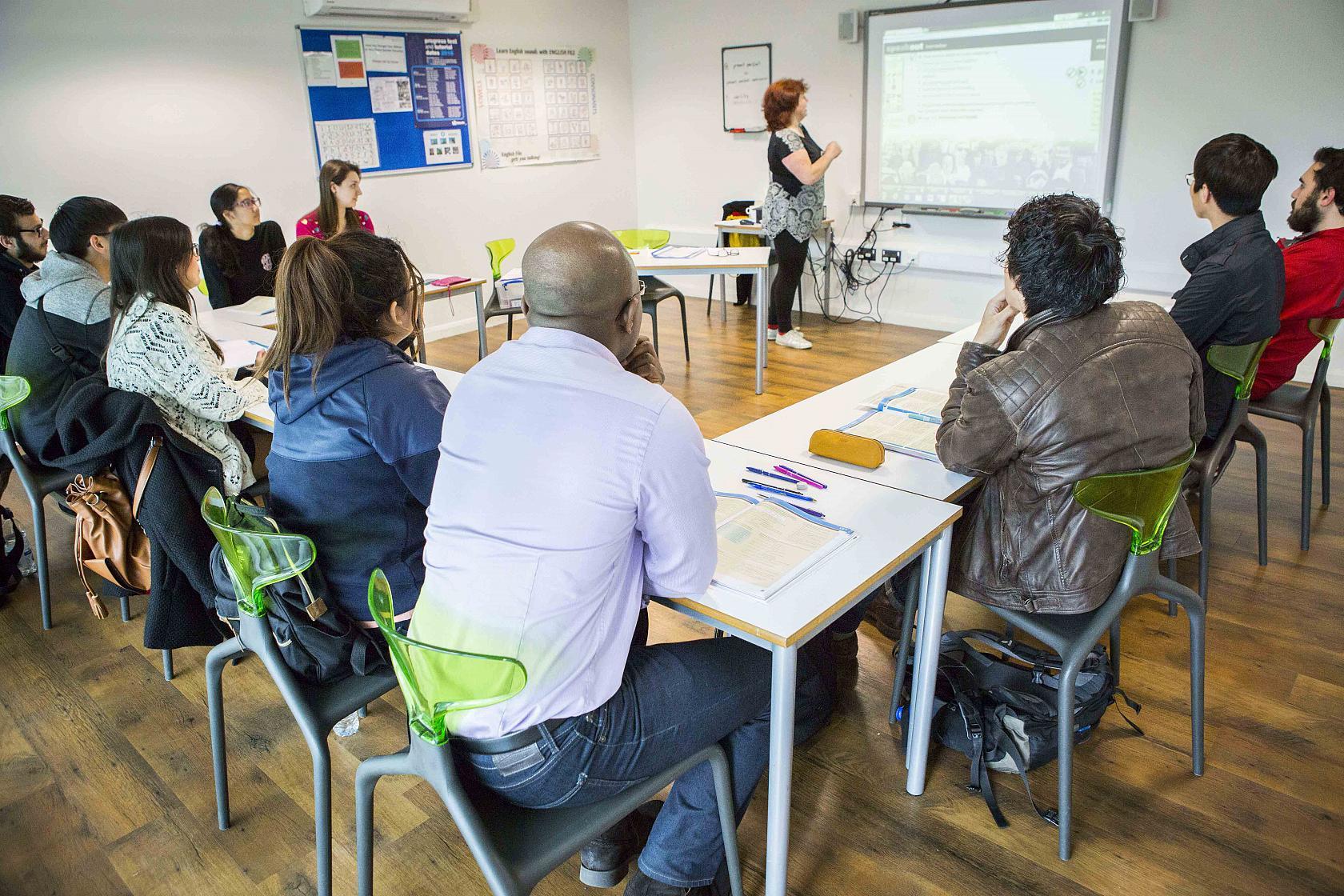 Oxford International English School