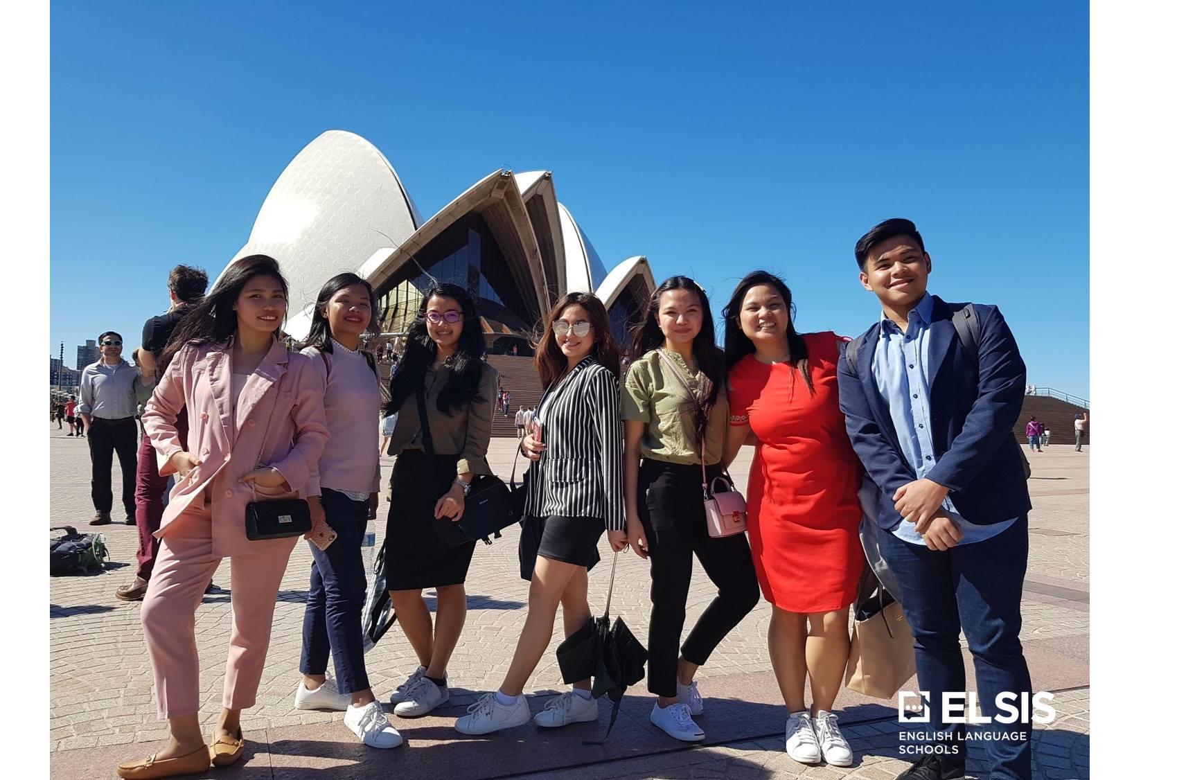 ELSIS English Language School In Sydney