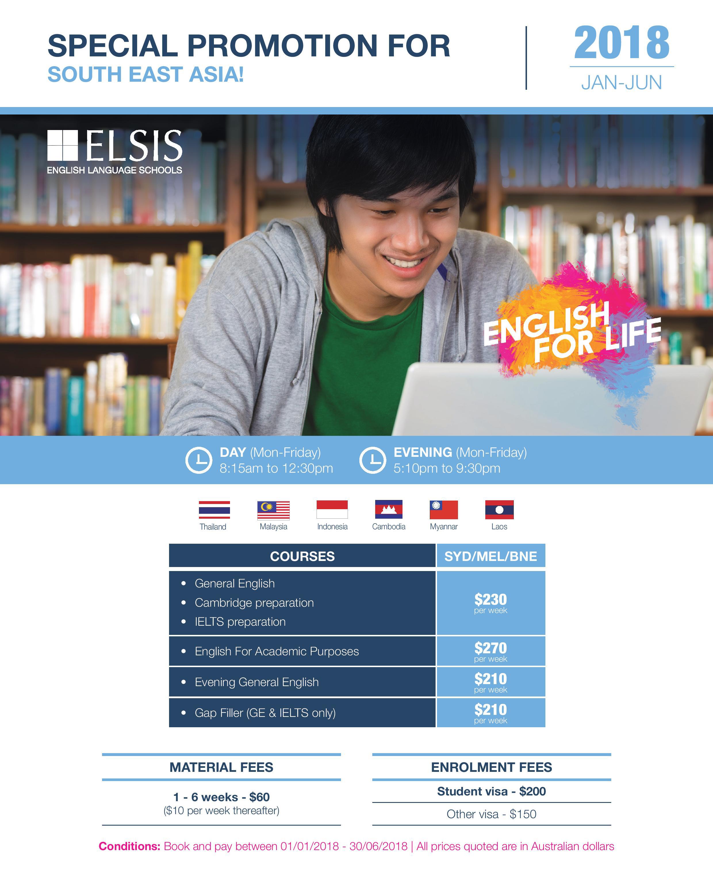 ELSIS: English Language School In Sydney