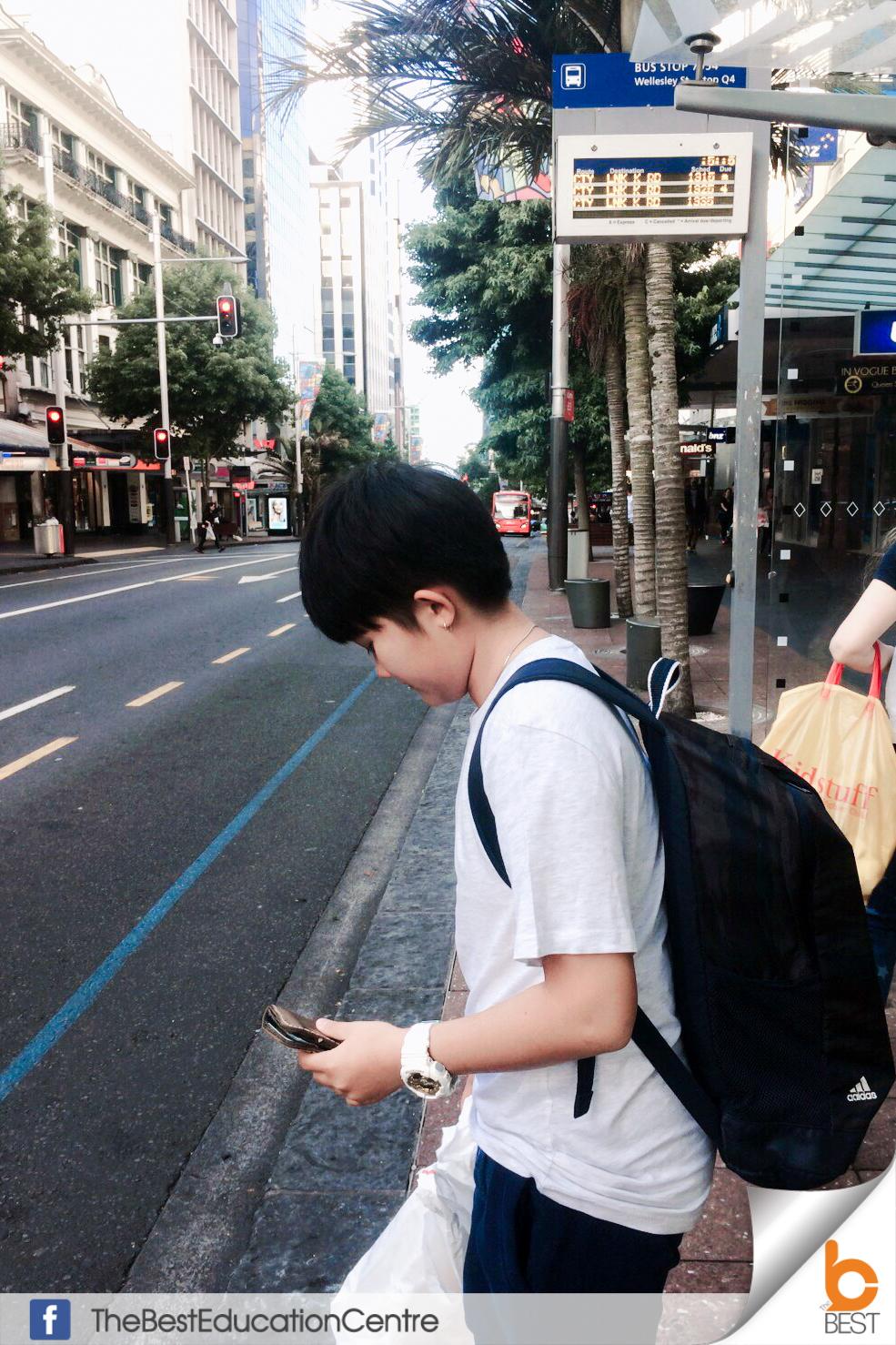น้องดรีม เรียนต่อนิวซีแลนด์ ท่องเที่ยว เดอะเบสท์ New Zealand Auckland โอ๊คแลนด์ วีซ่านิวซีแลนด์ ชีวิตเด็กนอก เที่ยวโอ๊คแลนด์ เรียนต่อต่างประเทศ