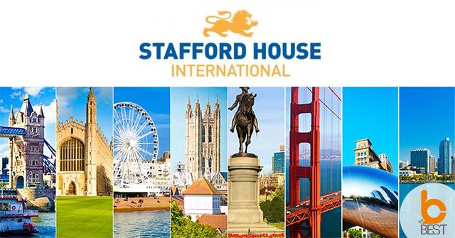 Stafford House International แนะแนวศึกษาต่อ อเมริกา แคนาดา อังกฤษ เรียนต่อต่างประเทศ เรียนภาษา America Canada England UK London ลอนดอน เดอะเบสท์