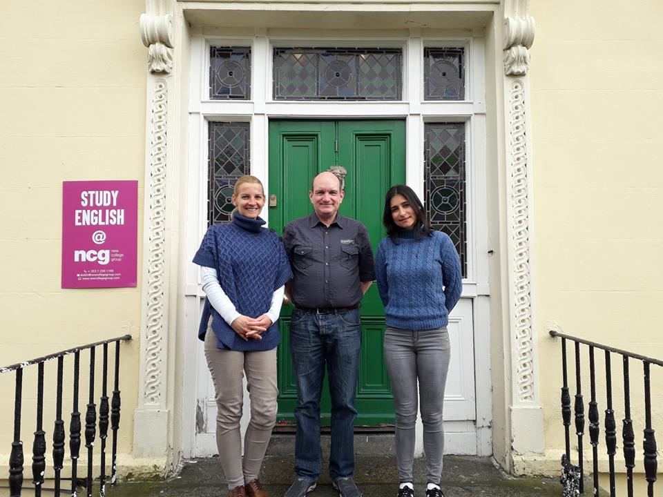 NCG New College Group เรียนภาษา เรียนต่อต่างประเทศ เรียนต่ออังกฤษ แมนเชสเตอร์ ลิเวอร์พูล ดับลิน ไอร์แลนด์ Manchester Liverpool Dublin Ireland UK เดอะเบสท์