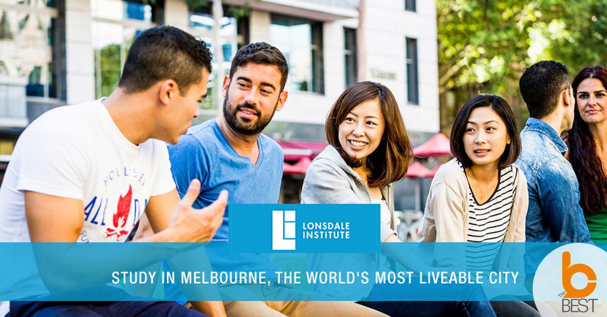 Lonsdale Institude เรียนภาษา เรียนต่อต่างประเทศ เรียนต่ออสสเตรเลีย ซิดนีย์ เมลเบิร์น Australia Sydney Melbourne เดอะเบสท์