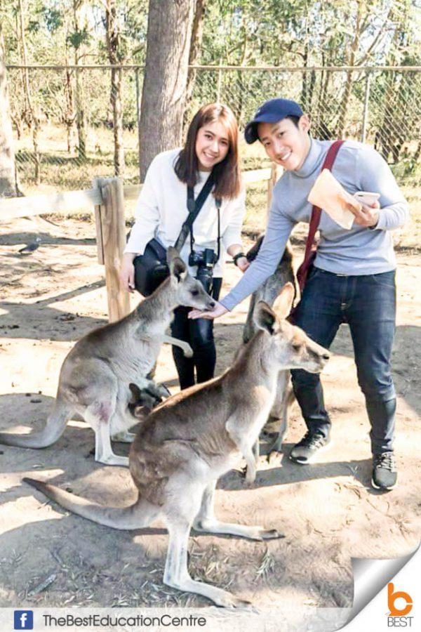 บอม แดนนี่ เรียนต่อออสเตรเลีย