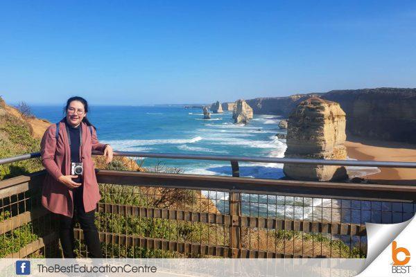 คุณซันนี่ เรียนต่อออสเตรเลีย